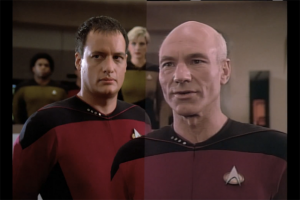 star trek tng blu ray reviewstar trek tng blu ray review