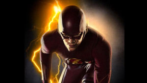 Flash tv series - science fiction